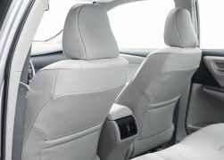 2015 Toyota Camry Interior Rear Cabin AC Vents