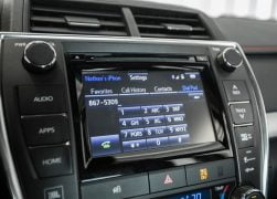 2015 Toyota Camry Multimedia Screen