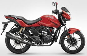 Hero Xtreme Red Paint Option