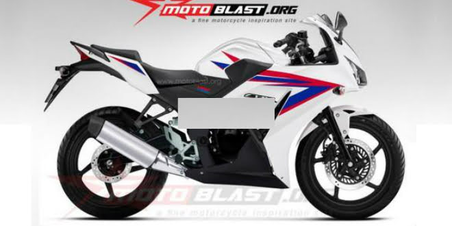 Honda CBR150R Rendering Right Side Profile Featured Image