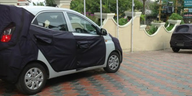 upcoming-new-hyundai-cars-in-india Hyundai Eon Facelift Spy Shot Featured Image