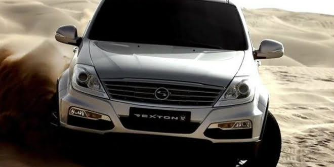 SsangYong Rexton W Featured Image