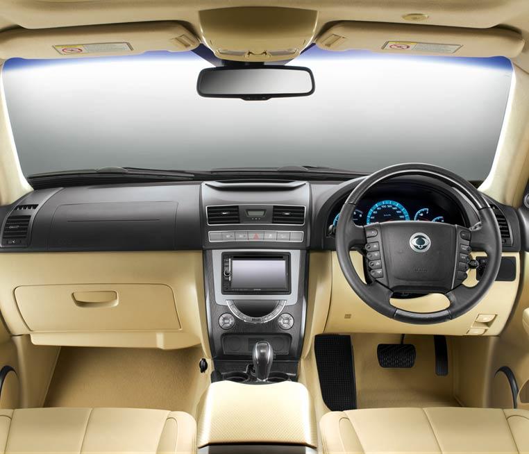 Rexton Car Price In Delhi
