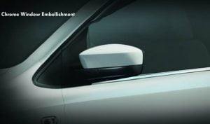 Volkswagen Vento Preferred Edition Chrome Window Strips