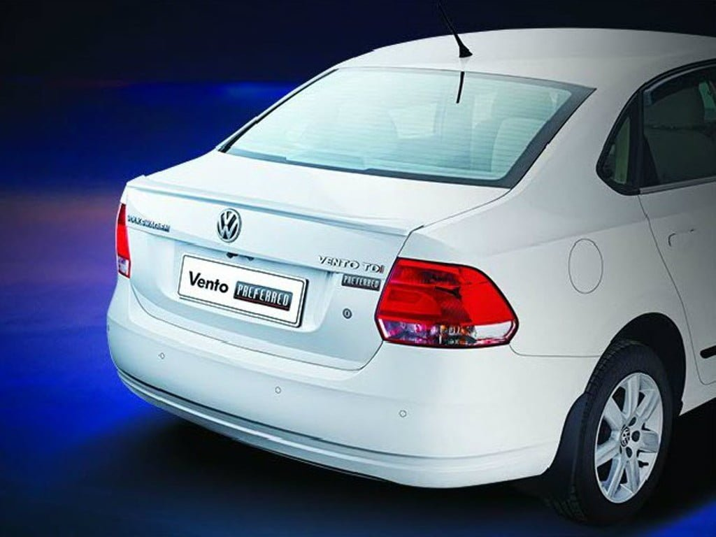 volkswagen vento preferred edition launched