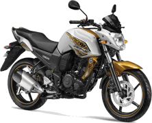 Yamaha FZ-S Hawk-Eye Gold Paint Option