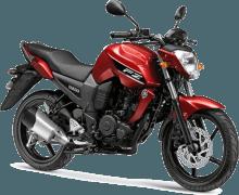 Yamaha FZ16 Raider Red Paint Option