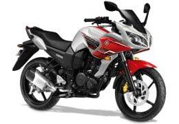 Yamaha Fazer Terrain White Paint Option