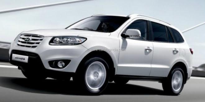 Recall Alert: Faulty Brake Lamp Switch On 2011 Hyundai Santa Fe
