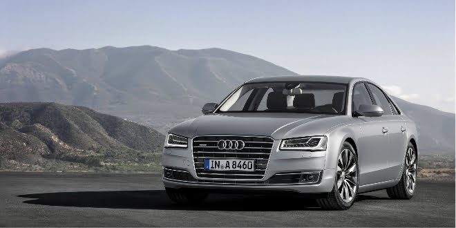 2014 Audi A8 Facelift Launched In India