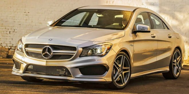 2014 Mercedes-Benz CLA45 AMG India Launched
