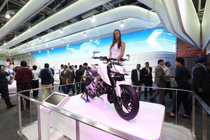2014 TVS Draken-X21 Concept
