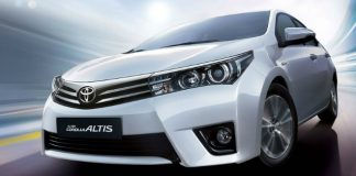 2014 Toyota Corolla Featured Image
