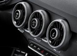 2015 Audi TT Coupe Interior Air-Vents