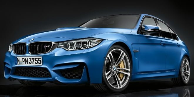 2015 BMW M3 Featured Image