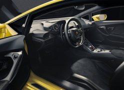 2015 Lamborghini Huracan LP610-4 Interior Driver Side View