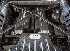 2015 Lamborghini Huracan LP610-4 V10 Engine