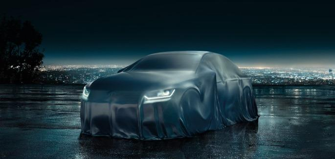 2015 Volkswagen Passat Teaser Image Front Left Quarter