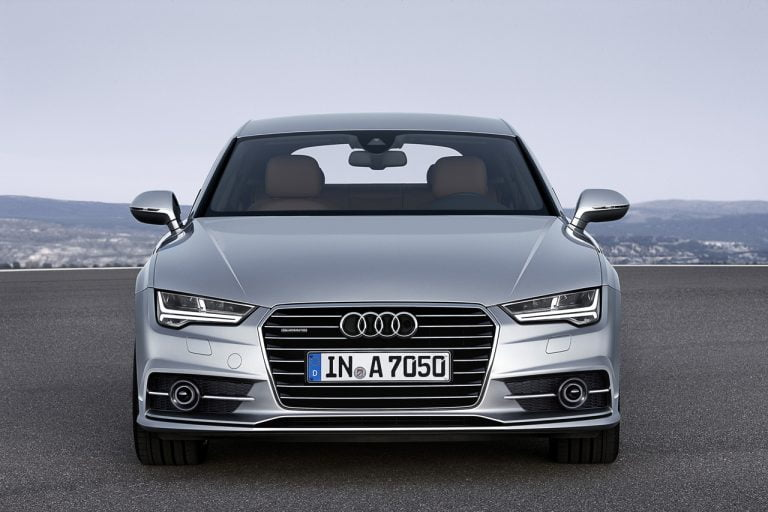 Revealed: The New Audi A7 Sportback Facelift