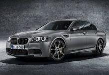 BMW M5 30 Jahre M5 Featured Image
