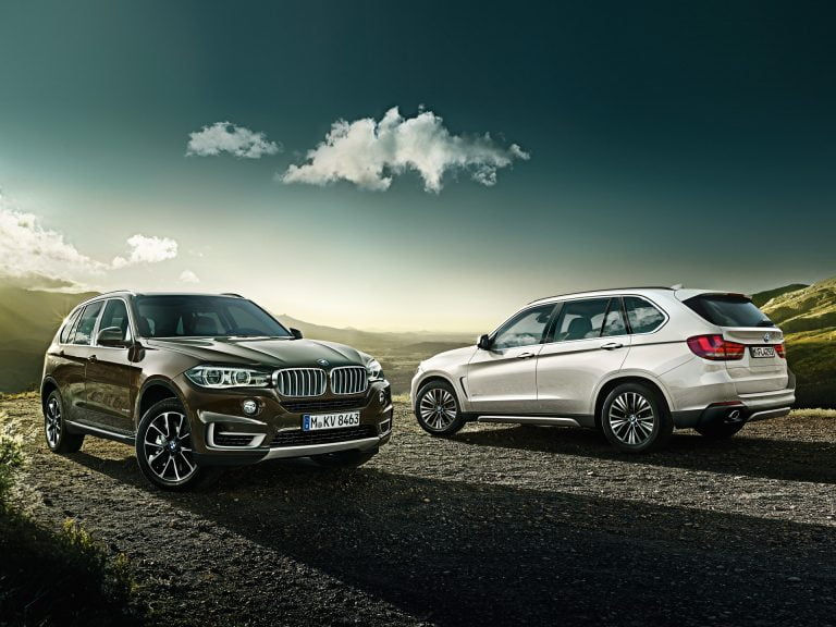 2014 BMW X5 Local Production Starts, Deliveries From June End