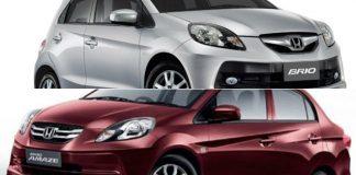 Honda Brio and Amaze Recall Featured Image