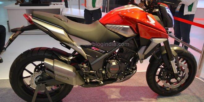 660 x 330 jpeg 240kB, Honda 160 cc Bike India Launch By September 2014