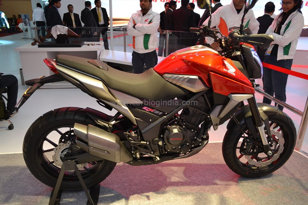 Honda 160 Cc Bike India Launch By September 2014