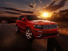 Jeep India Launch - Grand Cherokee SRT India launch