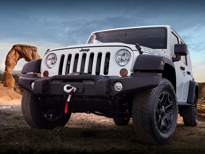 Jeep India Launch - Wrangler Unlimited Launch in India