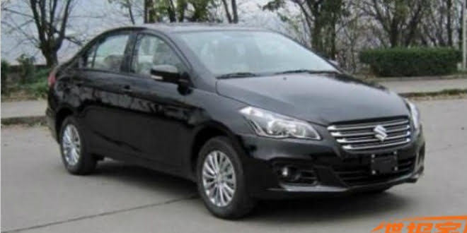 Suzuki Ciaz a.k.a 2014 Maruti SX4 Replacement Launch In September
