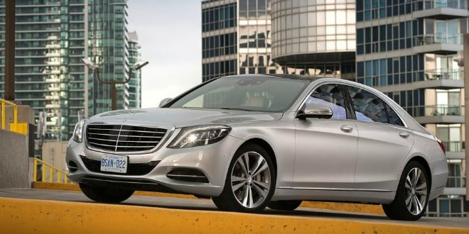 Mercedes-Benz S350 CDI Launched