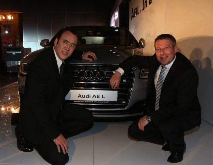 Audi A8 L Launch Dubai