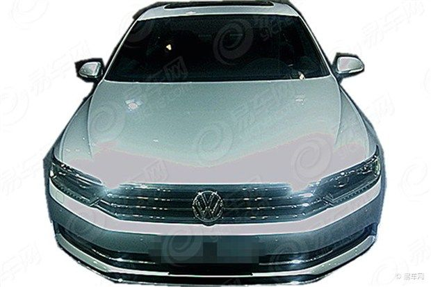 2015 Volkswagen Passat Spied In China