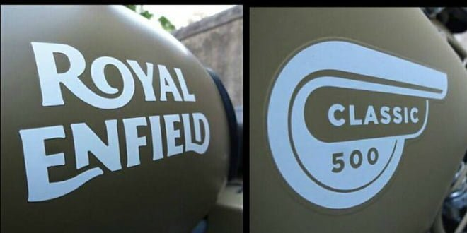 royal enfield logo updated  what do you think