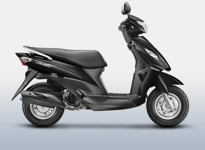 Suzuki Let's 110cc Scooter India Price, Photos, Specifications