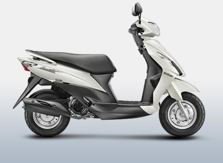 Suzuki Let S 110cc Scooter India Price Photos Specifications