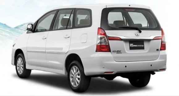 Toyota Innova Diesel Automatic Variant Launch In 2016