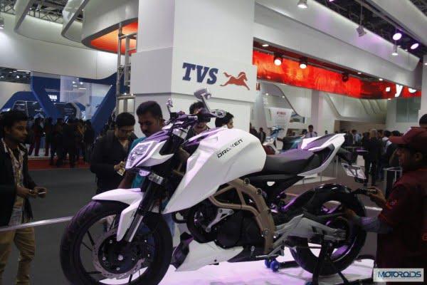 Bmw Tvs Bike G 310 R Draken Pics Launch Specs Details