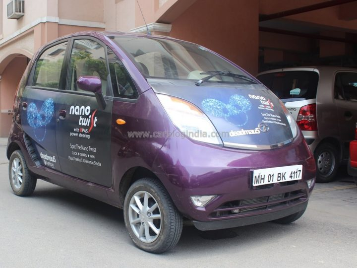 Tata Nano Twist Review (21)