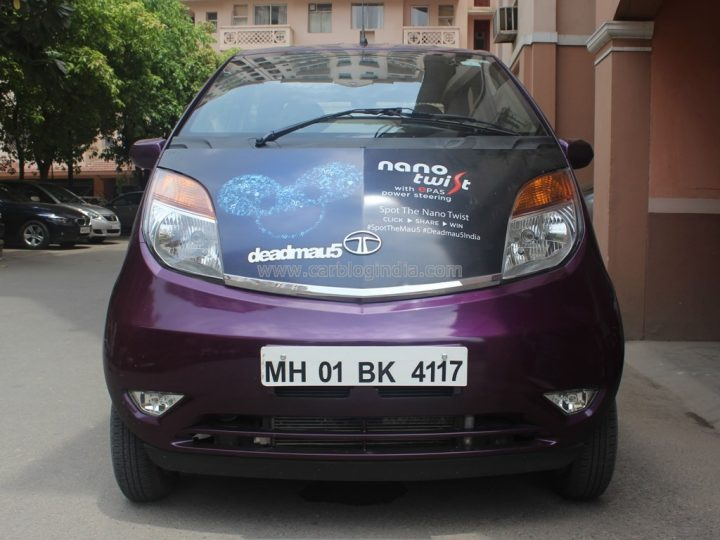 Tata Nano Twist Review (22)