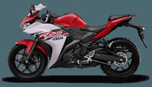 Yamaha YZF-R25 Diablo Red