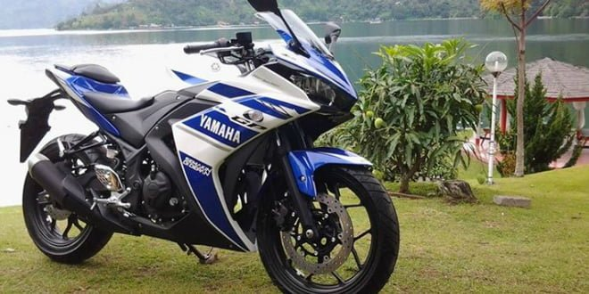 Yamaha YZF-R25 Featured Image