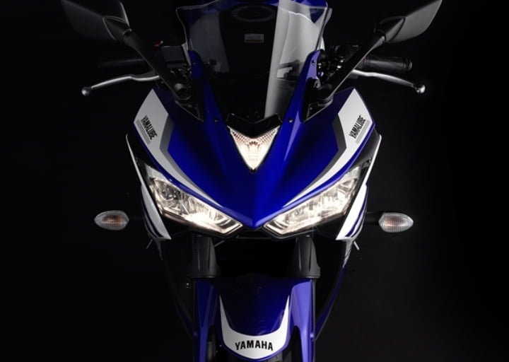 Yamaha YZF-R25 Front Headlight