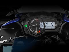 Yamaha YZF-R25 Speedo