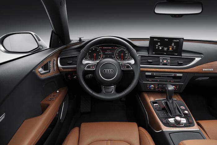 Audi A7 sportback facelift
