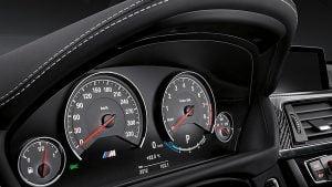 2015 BMW M3 Instrument Cluster