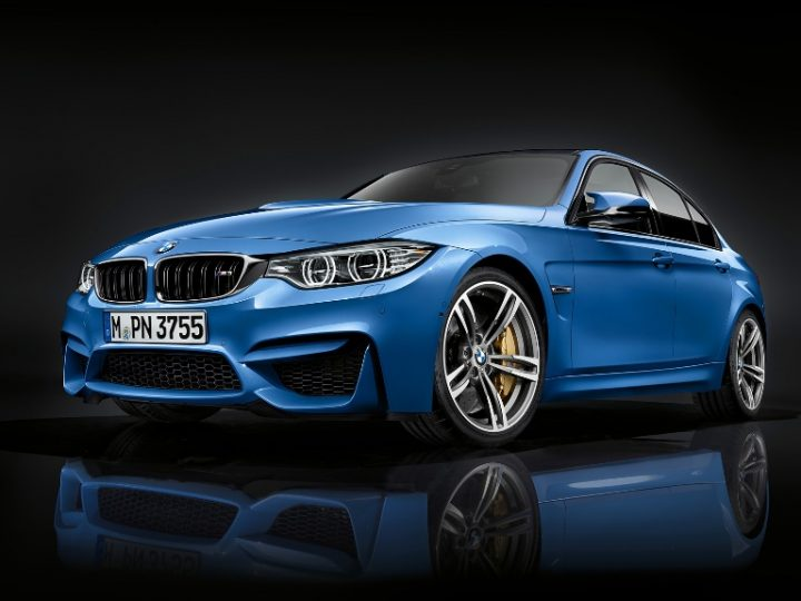 2015 BMW M3 Homologation Complete, India Launch Soon