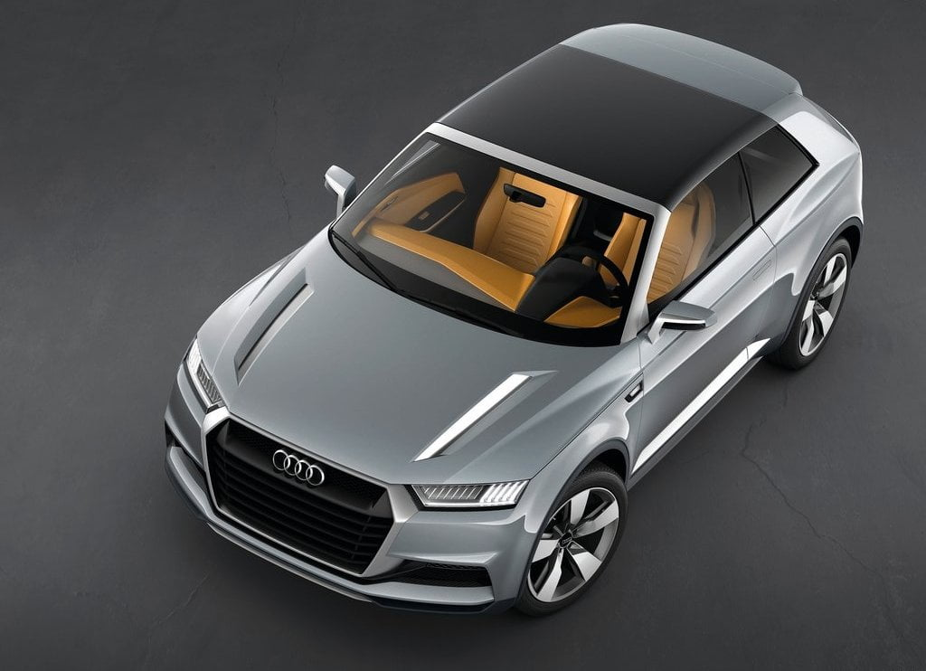 Audi Q1 Compact Suv Coming In 2016 Details Here