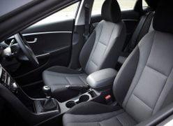 2013 Hyundai i30 Interior Front Cabin Passenger Side View